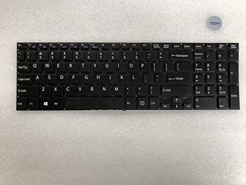 New for Sony Vaio SVF15 SVF15xxxx,Fit15xxxx SVF15216SCP SVF1521V6CW Laptop Keyboard