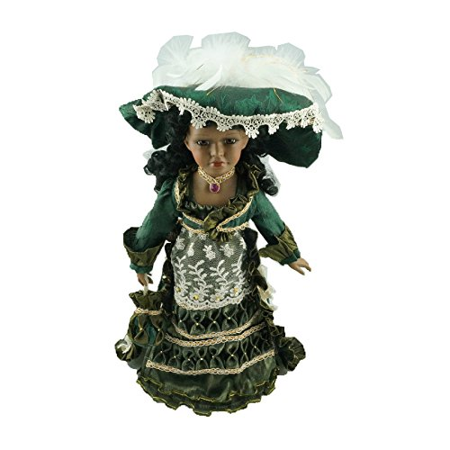 Porcelain Chinese Doll - 6