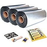 30sqft (3 x 10sqft) GTMat Pro 50mil Car Audio & Heat Shield Sound Deadener Mat & Dynamat Xtreme sampleerial