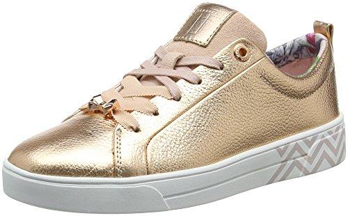 Gardens Rose Damen Ffd700 Palace Kellei Baker Ted Sneaker Gold Gold RBawOvcqFx