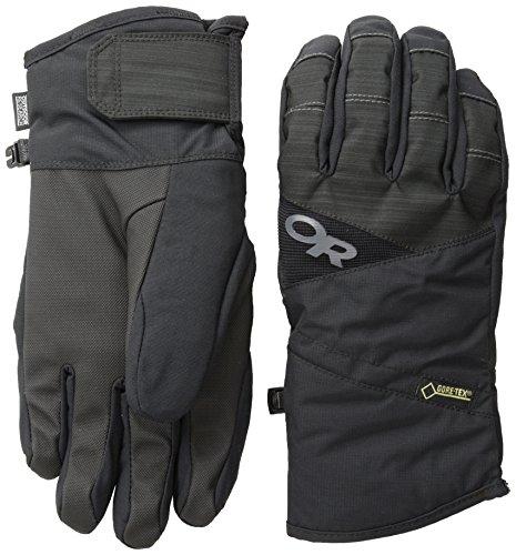 Outdoor Research Men's Centurion Gloves, Black, X-Large