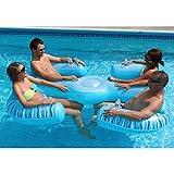 Aviva by RAVE Sports Paradise Lounge Pool Float