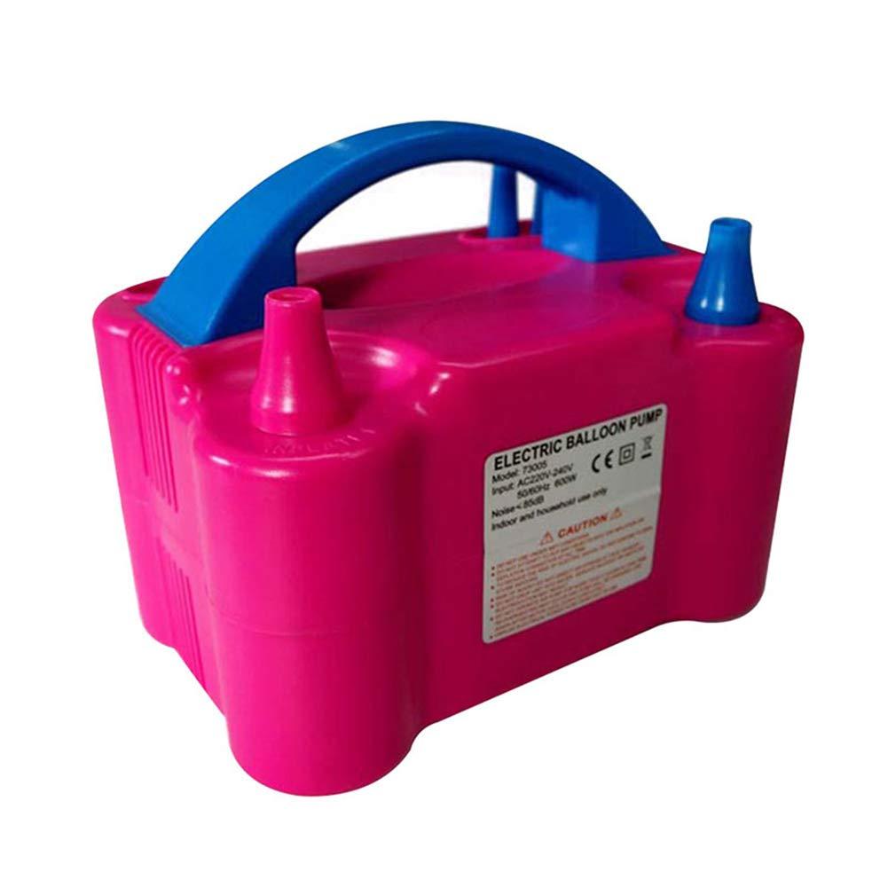 Sendgo - Doble inflador portátil de Boquilla de Ventilador ...