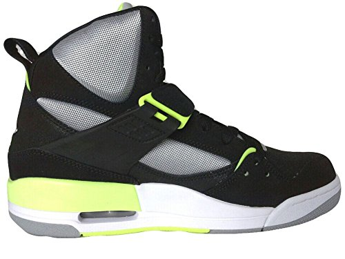6d73e0ba83437 Nike air jordan flight 45 high mens basketball trainers 616816 040 ...