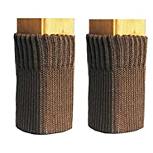 32 PCS Chair/Table Leg Pad Furniture Knit Socks Floor Protector,H