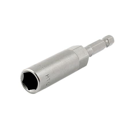 7mm x 80mm Sourcingmap a14050200ux0007 7 x 80 mm Magnetic Hex Socket Driver Setter Bit