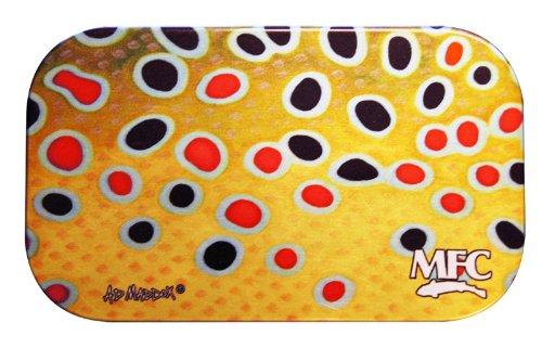 MFC Maddox Aluminum Fly Box Foam, Brown X-Large Skin