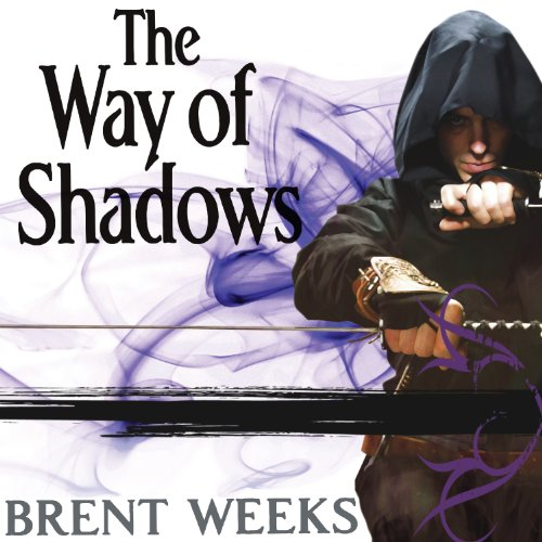 The Way of Shadows: Night Angel Trilogy, Book 1 cover
