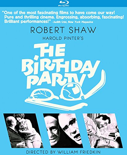 The Birthday Party [Blu-ray]