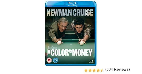 Color of Money [Italia] [Blu-ray]: Amazon.es: Paul Newman, Tom ...