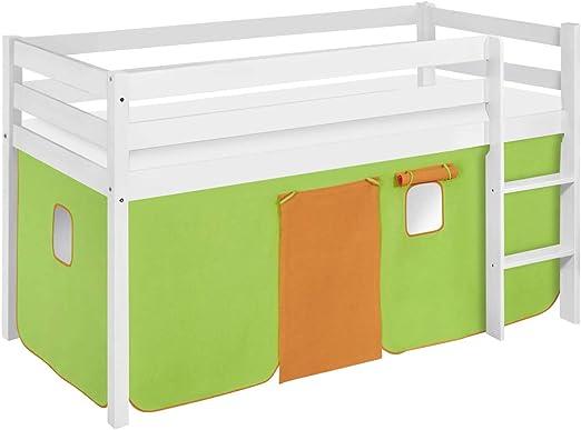 Lilo Kids jelle20 54kw de Verde de Naranja Parte Cama Jelle ...