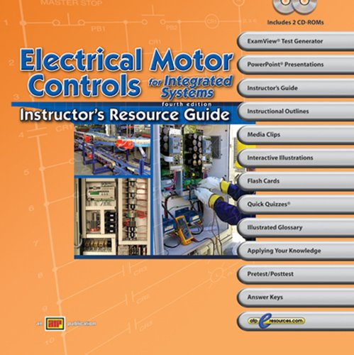 Electrical Motor Control For Integrated Systems Instructor