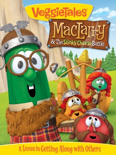 Cheese Wall (VeggieTales: MacLarry & The Stinky Cheese Battle)