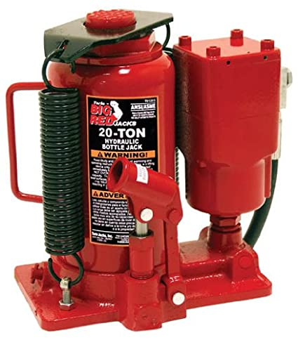 9a03ca8cafe Amazon.com  Torin Big Red Air Hydraulic Bottle Jack