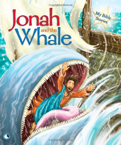 Read Online Jonah and the Whale (My Bible Stories) PDF