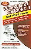 img - for Vocabulary Cartoons II: SAT Word Power book / textbook / text book