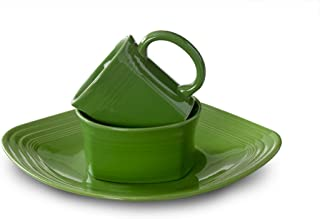 product image for Fiesta 3-Piece Square Place Setting, Shamrock