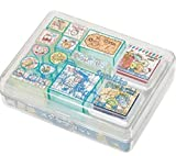 Sumikko Gurashi Stamp set, Get a feel of journey in the corner of a room