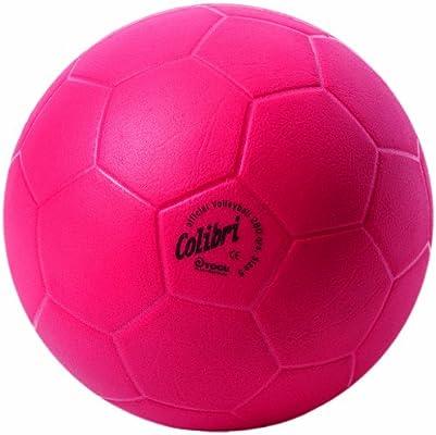Togu Colibri - Balón de voleibol de playa (22 cm) rojo rojo Talla ...