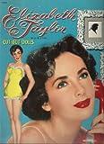 Elizabeth Taylor MGM Star Cut-out Dolls - Paper Doll