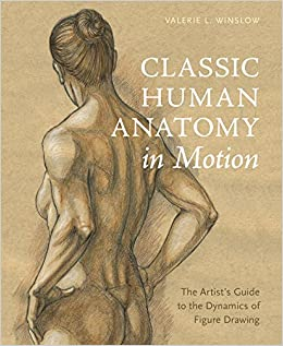 Classic Human Anatomy In Motion The Artist S Guide To The Dynamics Of Figure Drawing Winslow Valerie L 9780770434144 Amazon Com Books