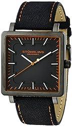 Stuhrling Original Men's 909.335OF1 Classic Ascot Saratoga Sport Swiss Quartz Ultra Slim Watch