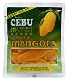 Best Dried Mangos - Cebu Philippines Dried Mangoes Profood 200g Review