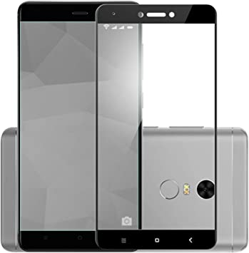 Xiaomi Redmi Note 4X Protector de Pantalla Cristal, SMTR® Edge ...
