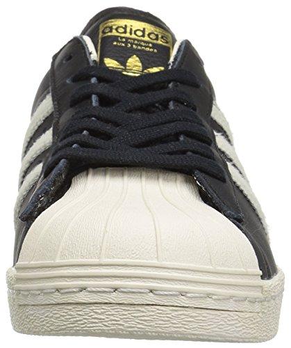 Adidas Originals Mænds Superstar 80'erne CSort, Ftwwht, Goldmt