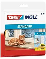 Tesa 05559-00100-00 moll STANDARD I-Profile, Wit, 6m