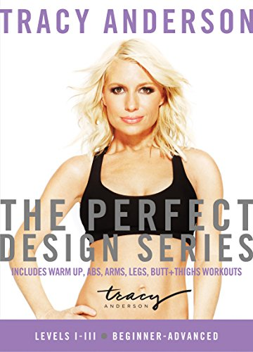 Tracy Anderson Perfect Design Series - Sequence 1-3 [DVD]