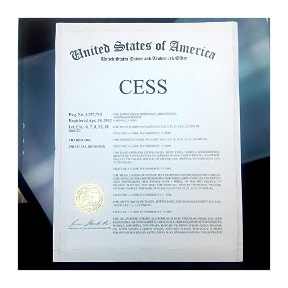 CESS Pass Through Type RJ45 RJ-45 8P8C CAT5 CAT5e Modular Ethernet Gold Plated Net Network End Plug Cable Connectors (LW) (20 Pack) 4