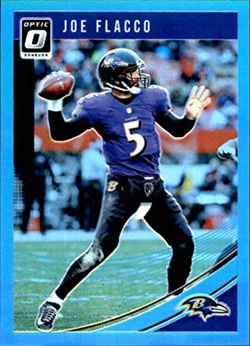 Amazon.com  2018 Donruss Optic Aqua  9 Joe Flacco  299 Baltimore Ravens NFL  Football Trading Card  Collectibles   Fine Art 299cdd9a7