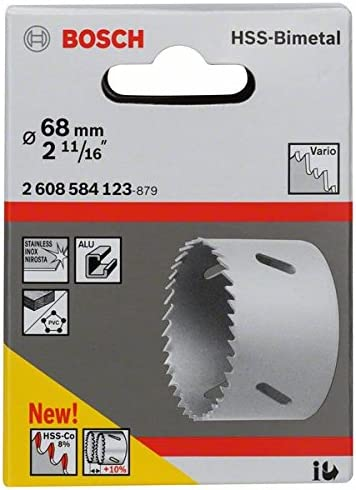 6,8 cm Bosch 2608584123 Scie cloche 68 mm