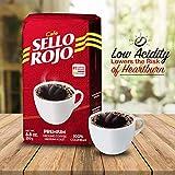 Sello Rojo 8.8 Roast Ground Bricks