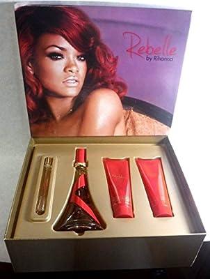 Rebelle For Women By Rihanna Gift Set