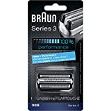 Braun Series 3 Cassette - Braun Series 3 32S Foil & Cutter Replacement Head, Compatible with Models 3000s, 3010s, 3040s, 3050cc, 3070cc, 3080s, 3090cc