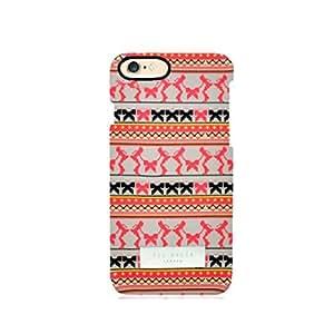 Generic Pattern Unique Design Style Dull Polish Case Cover For Iphone 6 Plus(HOUSING00021) wangjiang maoyi