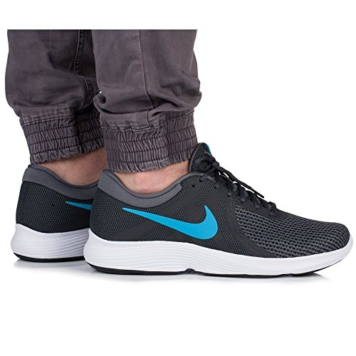 Lt F 003 Multicolore Anthracite Sneakers EU NIKE Revolution Blue Basses 4 Homme gpB8qBacv7