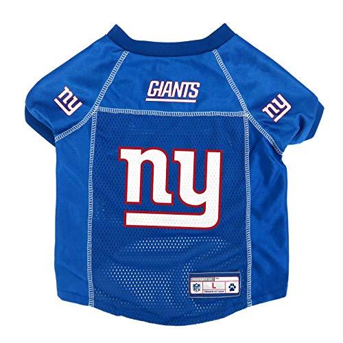 NFL New York Giants Pet Jersey, Medium