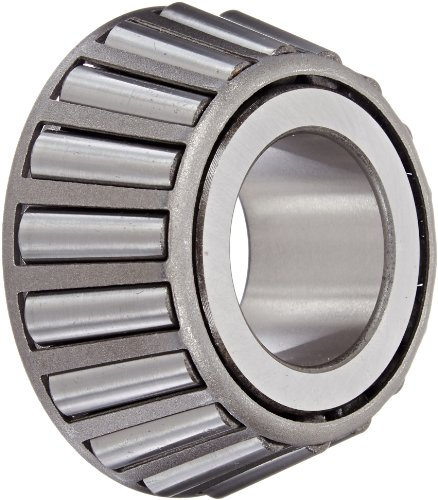 Timken HM89440 Tapered Roller Bearing, Single Cone, Standard Tolerance, Straight Bore, Steel, Inch, 1.2500