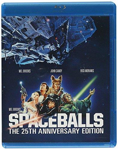 Spaceballs The 25th Anniversary Edition Blu-ray