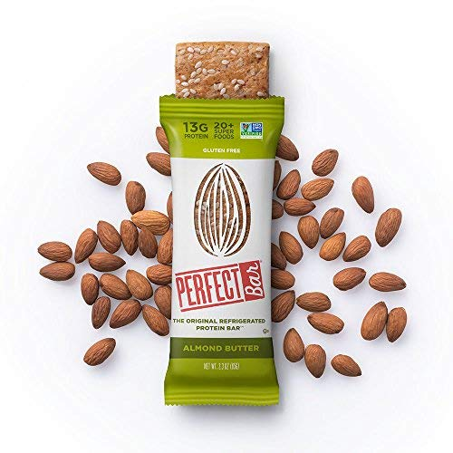 Perfect Bar Bar Original [並行輸入品] Refrigerated Protein Bar Almond Free Butter 13g Whole Food Protein Gluten Free and Non-GMO 2.5 Oz. Bar (24 Bars) [並行輸入品] B07N4M881M, フラダンスインナー mymyshop:b78cea8d --- ijpba.info