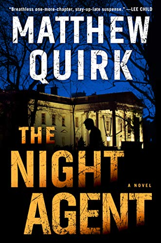 The Night Agent: A Novel (Best Foreign Novels 2019)