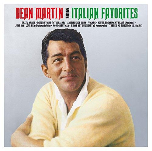 Sings Italian Favorites by CD