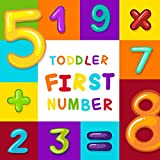 #5: Toddler First Numbers Colors and Shapes Word Book : Colors Picture Cards For Kids