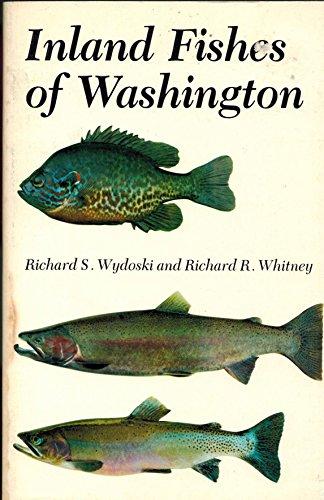 Inland Fishes of Washington (Fish Washington)