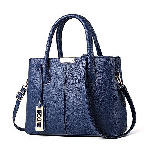 Negro Bolso GWQGZ Dama Navy Elegante Blue Elegante cq00wIxZ