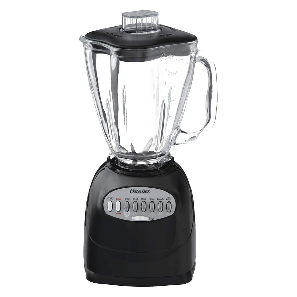 Blender, 12 Speed, 40 oz., Black