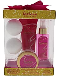 Britney Spears Fantasy for Women 4 Piece Kit